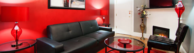 Short term executive accommodations / Apartments - Leaside Luxurious Suites - Escape the Everyday