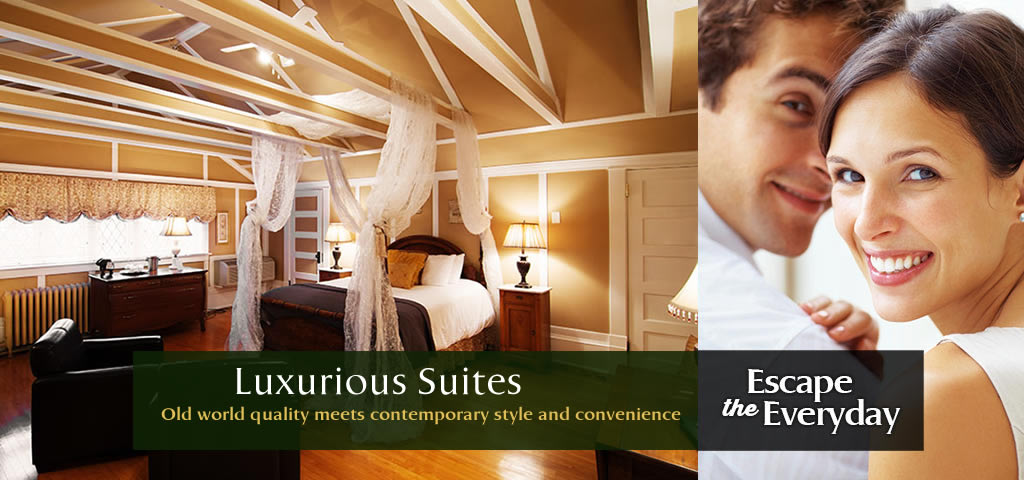Bed and Breakfast Accommodations St. John's NL - Escape the Everyday with Leaside Luxurious Suites - Old world quality meets contemporary style and convenience